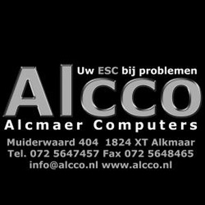 Alcco-Alcmaer Computers logo