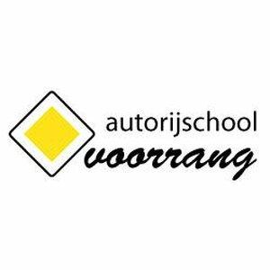 Verkeersschool Voorrang logo