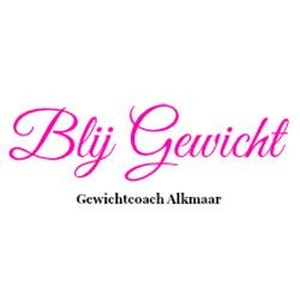 Blij Gewicht- Gewichtscoach Alkmaar logo