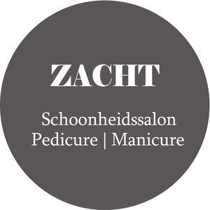 Schoonheidssalon Zacht logo