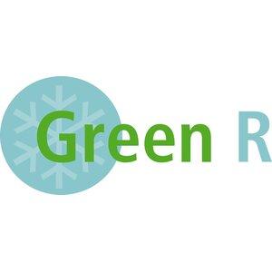 Green-R Klimaatbeheersing logo