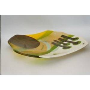 Glass Art Miriam Brozius logo