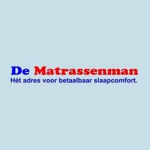 De Matrassenman logo