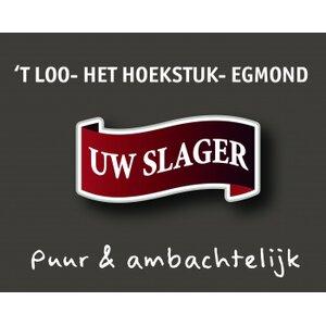 Uw Slager Heiloo & Egmond logo