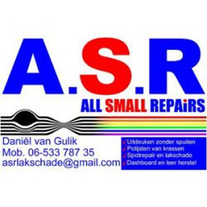A.S.R. All Small Repairs logo