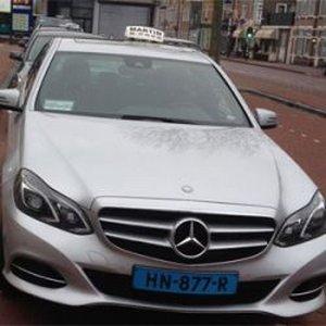 Taxi Alkmaar Martin logo
