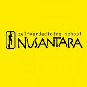 Zelfverdediging school Nusantara logo