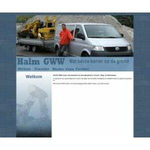 Halm G.W.W. logo