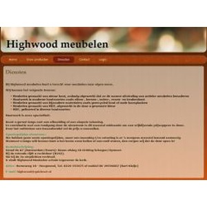 Highwood Meubelen logo