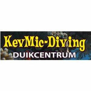 KevMic Diving logo