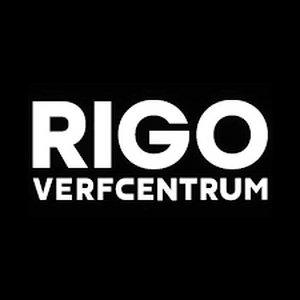 Rigo Verfcentrum logo