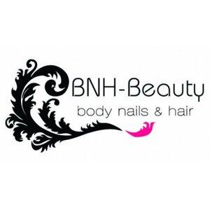 BNH-Beauty (body nails & hair) logo