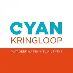 CYAN kringloop logo
