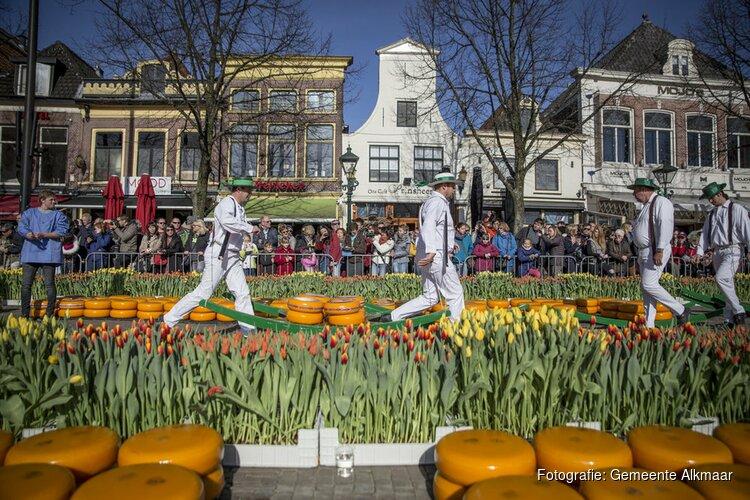 Reisbloggers openen Tulpenkaasmarkt