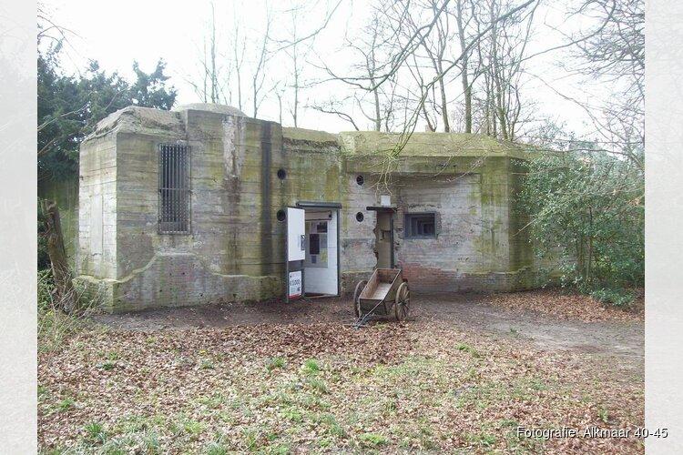 Bunker Alkmaarder Hout opent op 5 mei als museum