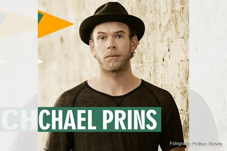 Vrijdag 4 mei: Michael Prins in Podium Victorie