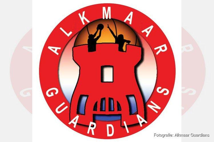 Dames Alkmaar Guardians sluiten af in stijl