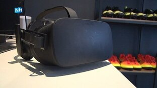 """VR-technologie uit Alkmaar bereikt topclubs: """"Het is een soort FIFA-spelletje"""""""
