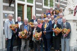 Lintjesregen 2018 in Alkmaar