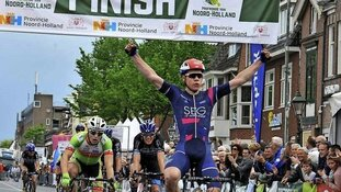 Profronde van Noord-Holland met start en finish in Alkmaar