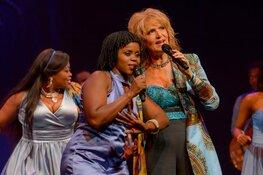African Mamas en Leoni Jansen in Taqa Theater De Vest