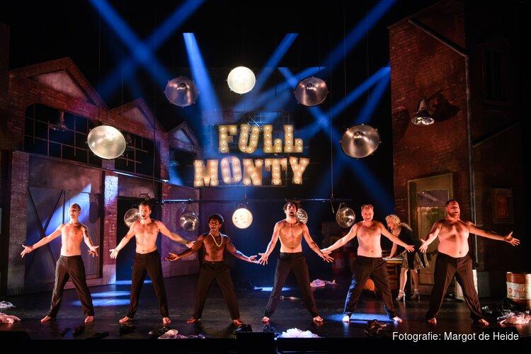 De temperatuur stijgt bij pikante musical 'The Full Monty'