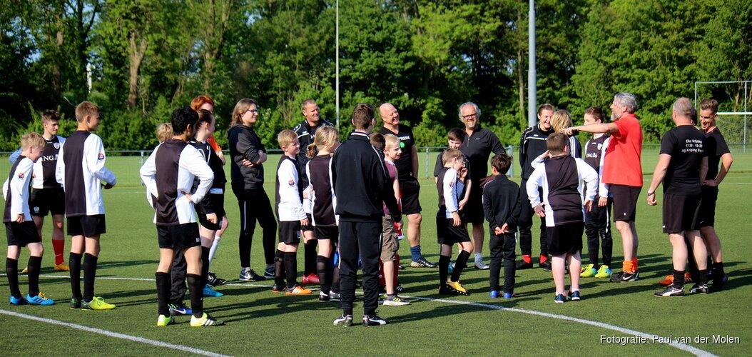 Autivoetbal al zeven jaar een begrip bij Kolping Boys