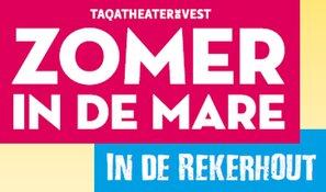 Straattheater op de zondagmiddag bij Zomer in De Mare