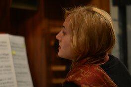 Organiste Elisabeth Hubmann geeft gratis kaasmarktconcert in Grote Kerk