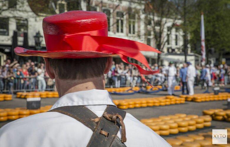 Wereldrecord kaasproeven in Alkmaar