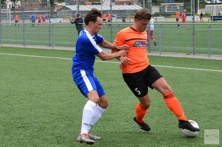 Nacompetitie ver weg voor Jong Holland