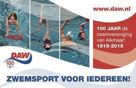 Noord-Hollandse jeugd in actie tijdens waterpolotoernooi