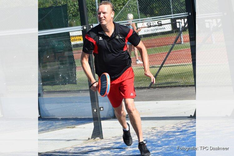 Eric de Lange wederom geselecteerd voor Nederlands Padelteam 45+