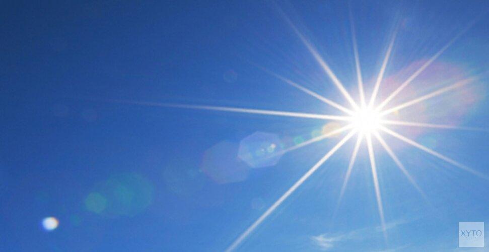 Schitterend weekend op komst: kwik richting 30 graden