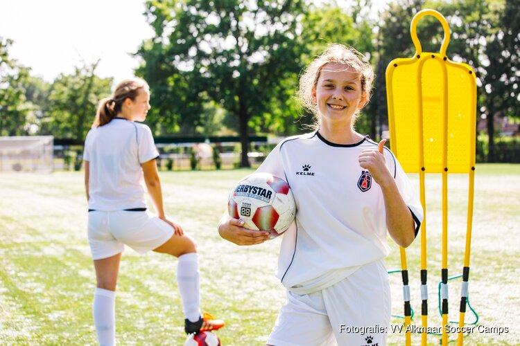 VV Alkmaar Soccer Camps in zomervakantie