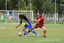 AFC'34 sluit af met zege in streekderby tegen LSVV