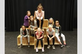 Kindertheatermiddag bij Artiance