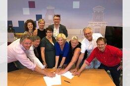 Ondernemersverenigingen centrum Alkmaar gaan samenwerken