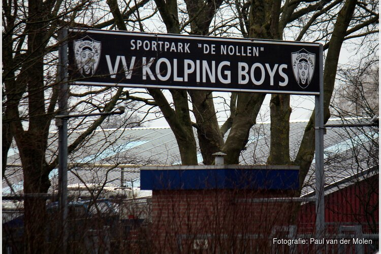Doelstellingen behaald door Kolping Boys