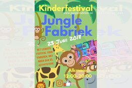 23 juni Jungle Fabriek Koel 310