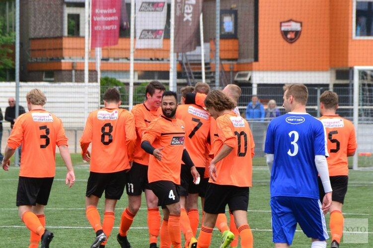 Plek in subtop knappe prestatie van Jong Holland