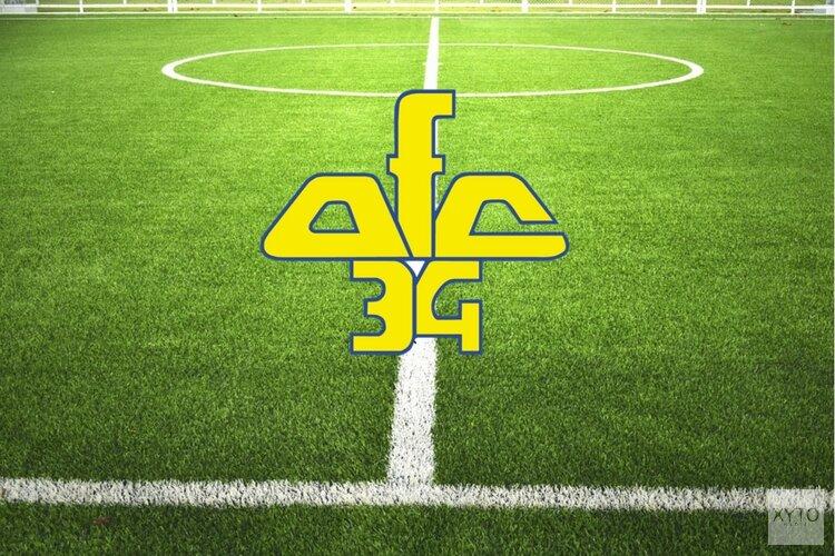 Hecht team basis voor knappe prestatie AFC'34 zondag