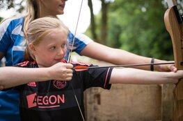 Alkmaarse jeugd start de zomervakantie sportief