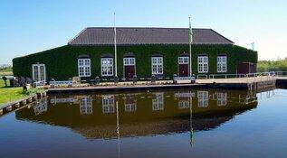 Het Oude Gemaal Heerhugowaard:Dit weekend is de heropening van het Poldermuseum