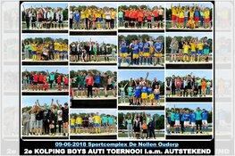 Alleen maar winnaars bij 2e Kolping Boys Auti Toernooi
