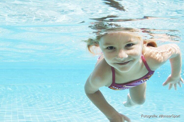 Zomerzwemlessen bij Zwemschool De Beeck Bergen