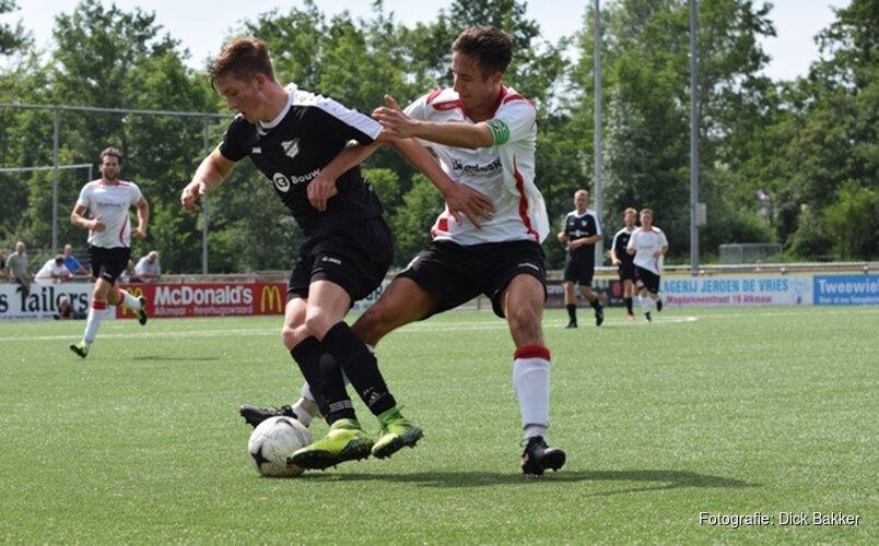 Kind van de club Jordi Bruin: Bewogen seizoen met ups en downs'