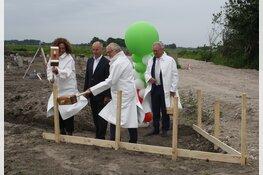 Officieel startsein van de bouw van Crematorium Alkmaar