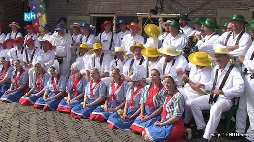 Kaasdragersgilde Alkmaar viert feest