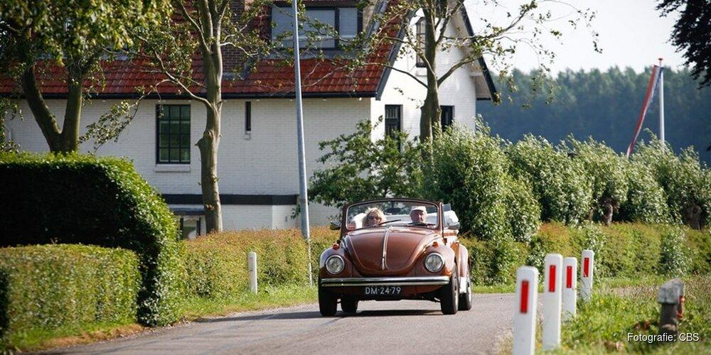 Autobezit 75-plussers neemt toe